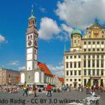 Ganze Stadtteile in Augsburg sind total zerstört,