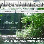 CyberBunker geentert!